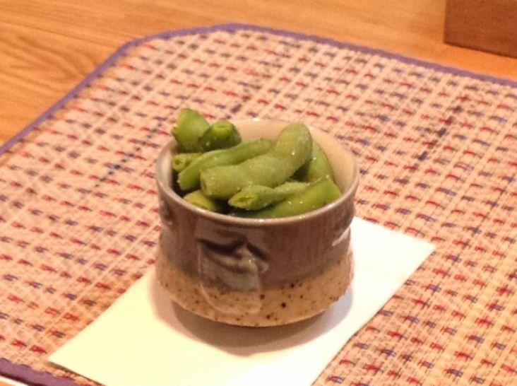 ホクホク枝豆