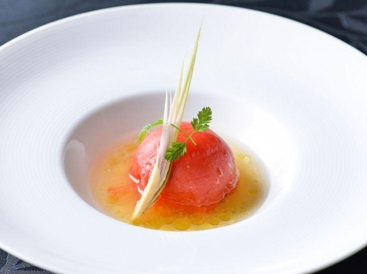 まるごとトマト「Delica rosso」のポトフ