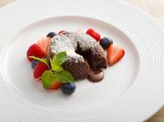 チョコレートケーキ(フォンダンショコラ風)