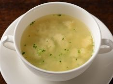 〔まかない〕ブロッコリーのゆで汁スープ