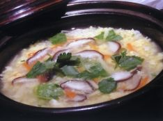 雑炊<野菜雑炊>