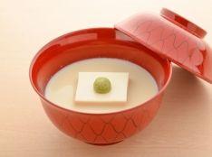 大豆まるごと山梨産豆乳の豆汁