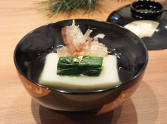 三重県・北勢のお雑煮