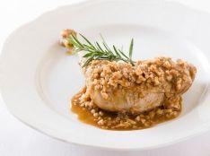 鶏もも肉の煮込み ノッチョーラのソース