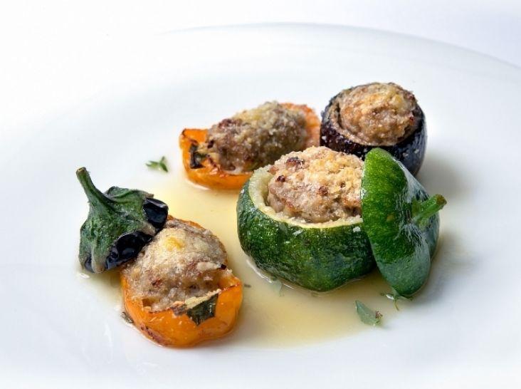ファルシ ~Legumes Farcis~(野菜の詰め物)
