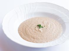 スープ ド シャンピニオン(きのこの濃厚スープ)