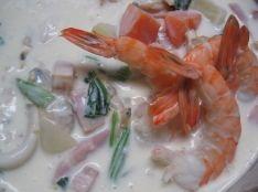 食べて綺麗に美しく!「野菜たっぷりクラムチャウダー鍋」