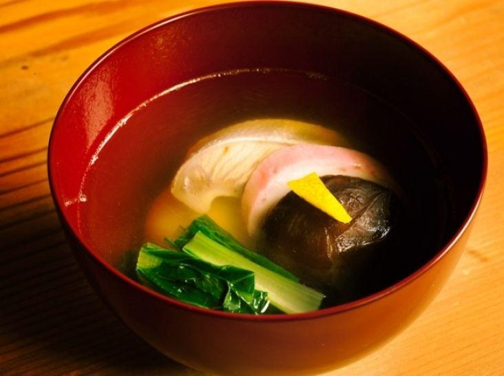 福岡県・博多のお雑煮