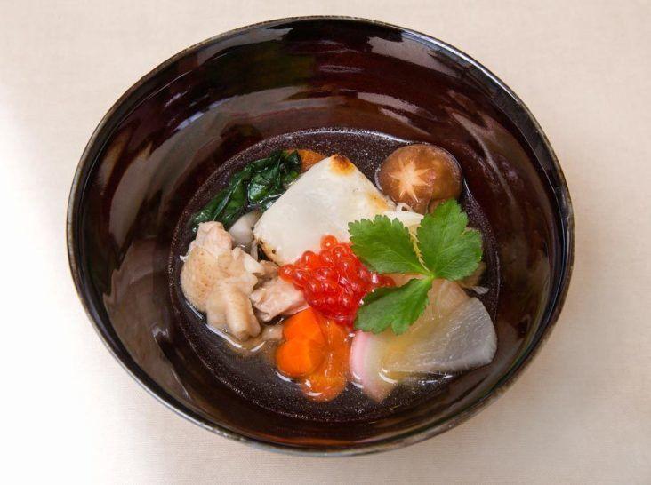 茨城県のお雑煮