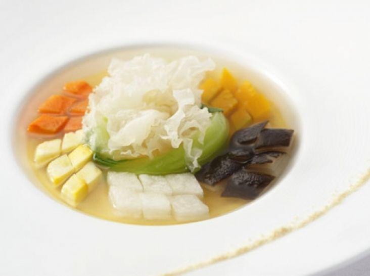 野菜たっぷり!! 健康 !!   丸鶏がらスープ蒸し