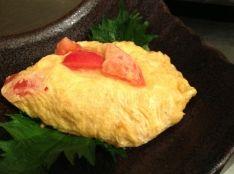 卵とトマトのふっくら炒め