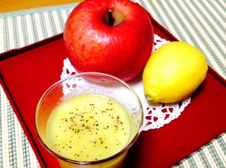 りんごのサッパリドレッシング