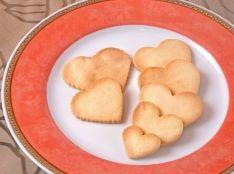 型抜きクッキー(プレーン)