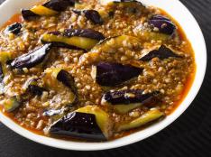 魚香茄子(茄子のスパイシー煮込み)