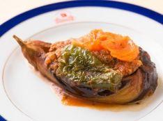 トルコ料理 カルヌ ヤルク(なすのひき肉のせ)