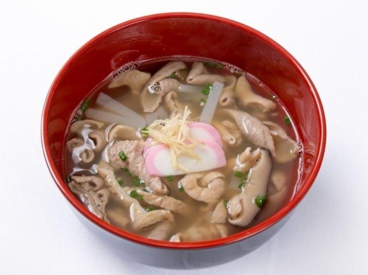 沖縄県のお雑煮
