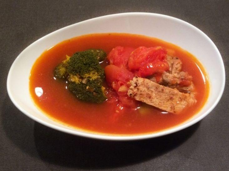 冬野菜&ポークのラタトゥイユ