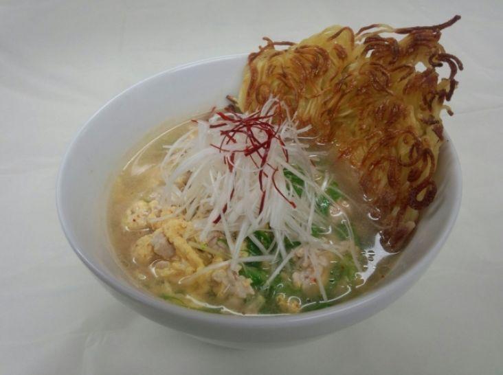 新食感!ピリ辛チャー麺