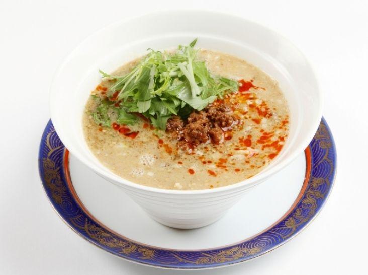 和風坦々麺