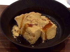 豆乳わらび餅