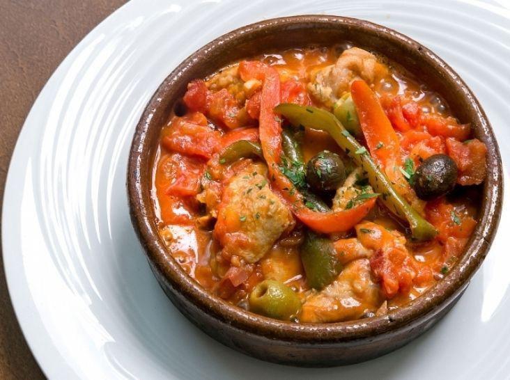 「鶏肉のチリンドロンソース煮」の画像検索結果