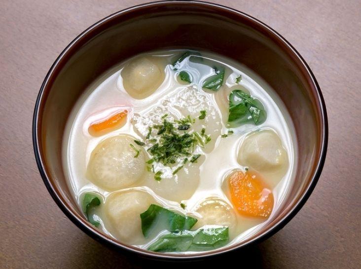 和歌山県のお雑煮