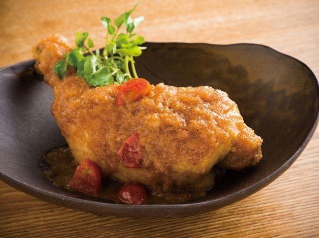 骨 付き 鶏肉 レシピ