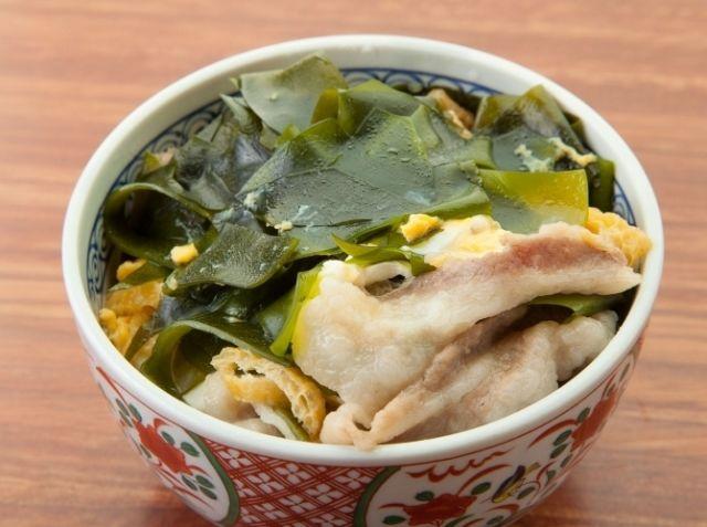 豚 バラ 丼 レシピ