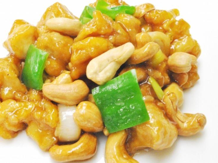 鶏肉とカシューナッツの炒め 〜腰果鶏丁〜
