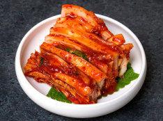 ペチュギムチ(白菜キムチ)