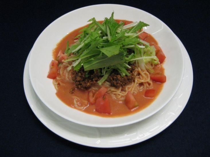 トマトの冷麺