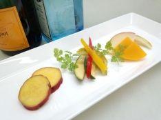 さつま芋と秋のピクルス
