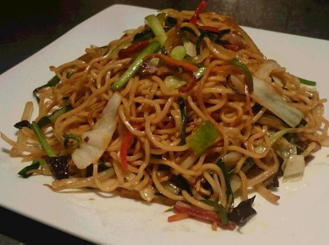 上海 焼きそば レシピ 簡単ささっと 上海焼きそば 作り方・レシピ