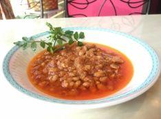 「ペーボウッヒン」ミャンマー風納豆カレー