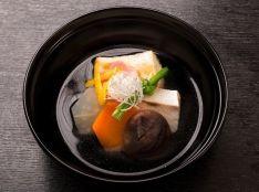 長野県・松本のお雑煮