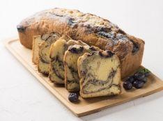 ブルーベリーたっぷりのパウンドケーキ