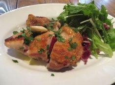 鶏肉のディアボラソース