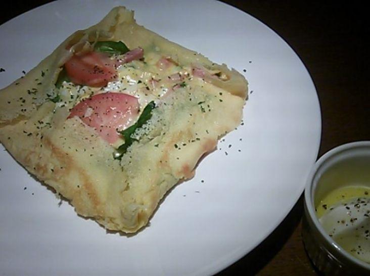 『朝食ガレット』 パルテノアパレイュ