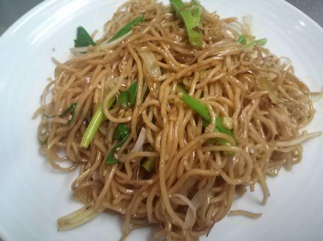 上海 焼きそば レシピ 中華料理屋さんの上海風焼きそば by モーリー食堂