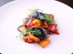 なすのトマト煮込み 甘酸っぱく仕上げたシチリア風カポナータ