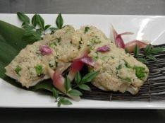 鯛と筍の卯月焼