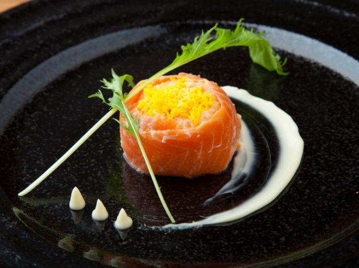 ☆コーンスープとパン粉で、銀鮭のフワッとタルタル仕立て☆