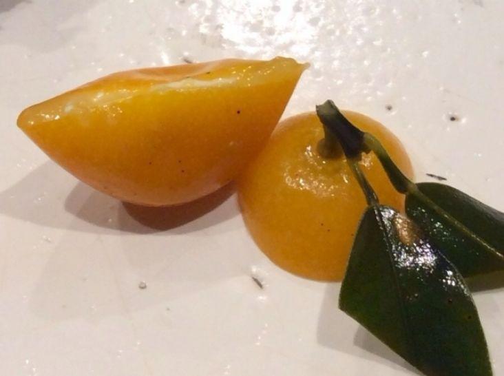 金柑チーズ
