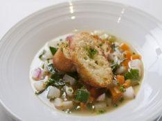 伝統野菜のミネストラ