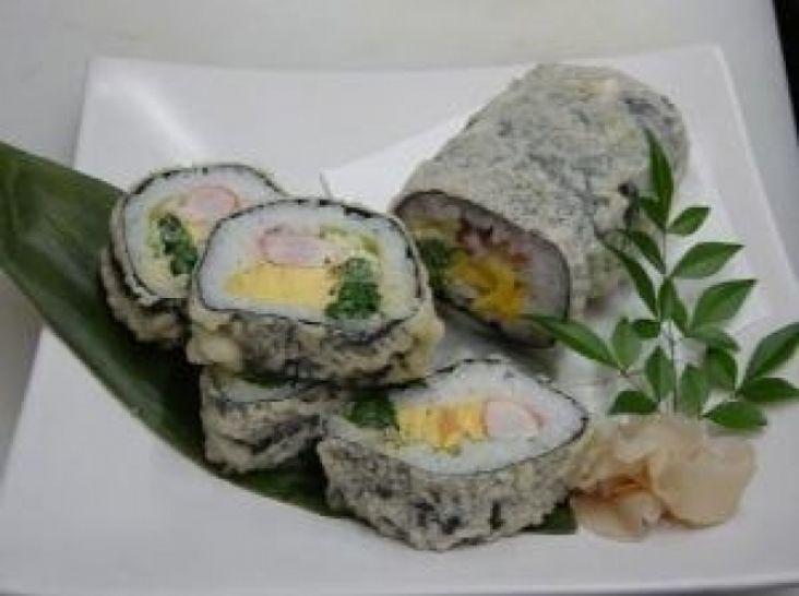 巻寿司天麩羅