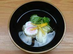 富山県・砺波のお雑煮